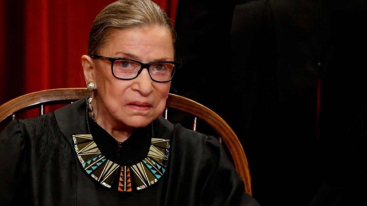 Hayatı Hollywood filmlerinin konusuydu! 'Eşitlik Savaşçısı' Ginsburg öldü