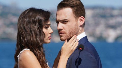 Sen Çal Kapımı 11. bölüm 2. fragmanı yayınlandı! Serkan, Eda'ya aşkını ilan ediyor
