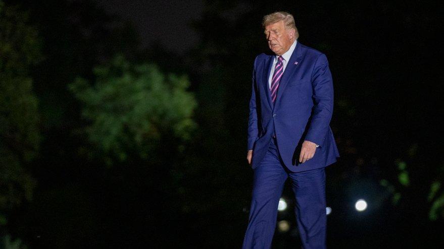 Trump'a zehirli paket gönderildiği iddia edildi