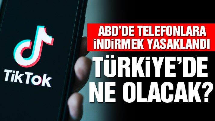 TikTok'un dünya ve Türkiye'deki geleceği ne olacak?