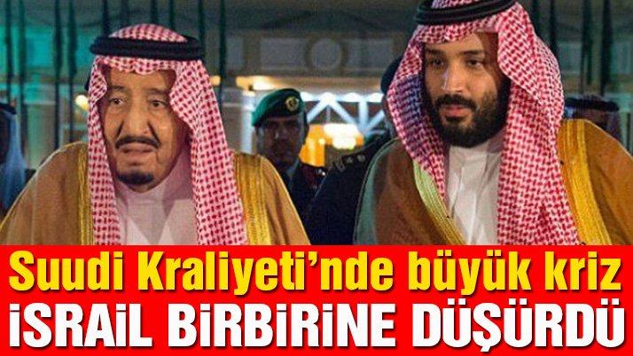 Suudilerde İsrail anlaşması çatlağı! Kral ve Prens Selman'ın arası açıldı