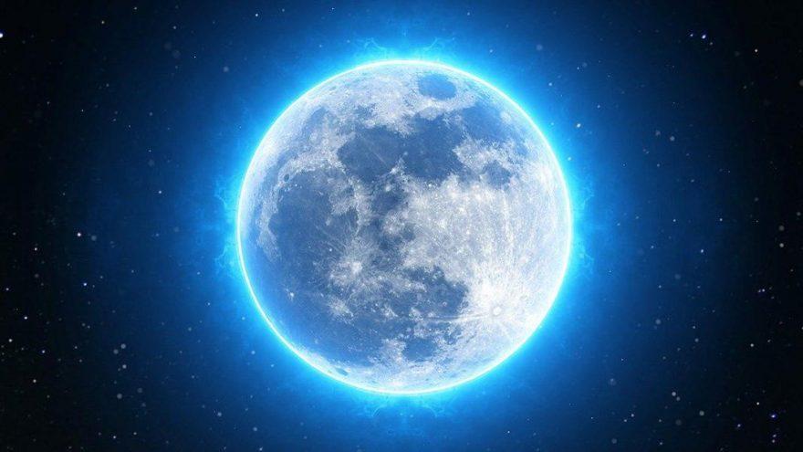 NASA: 31 Ekim'de 'Mavi dolunay' gerçekleşecek