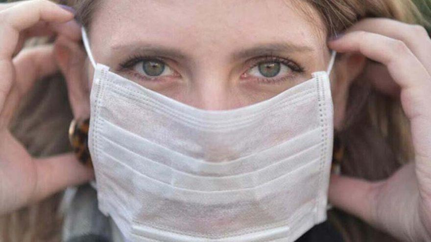 Salgını yanlış maske hortlattı