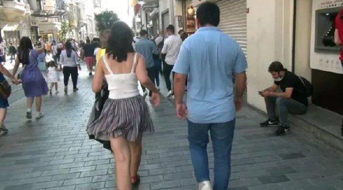 Taksim'de genç kadını takip eden tacizci hakkında yeni karar! - Güncel haberler
