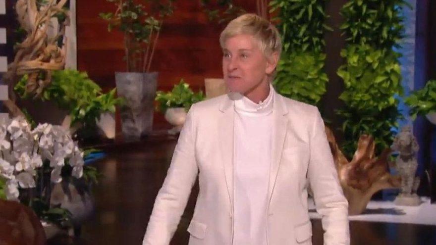 Ellen özür dileyerek geri döndü