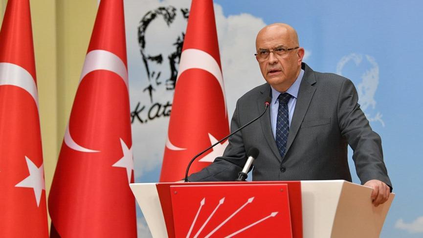 CHP'den Meclis Başkanı Şentop ile Enis Berberoğlu görüşmesi: Başkanı menfi görmedik