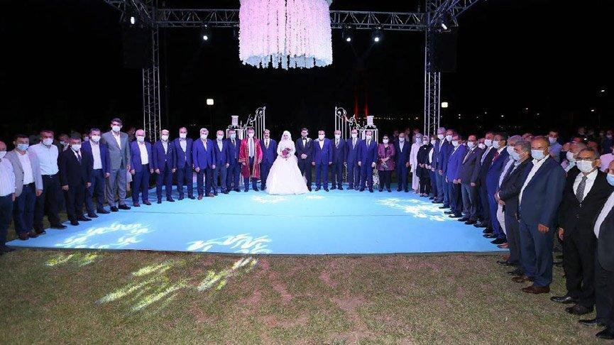 Corona tedbirlerini ihlal eden AKP'li vekil Cemil Yaman'a ceza!