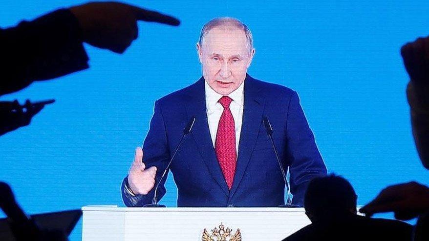 Putin'den BM'ye ücretsiz aşı önerisi!