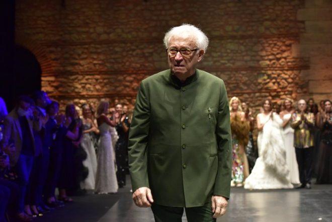 Modacı Yıldırım Mayruk'tan Türkan Şoray'lı veda - Moda haberleri