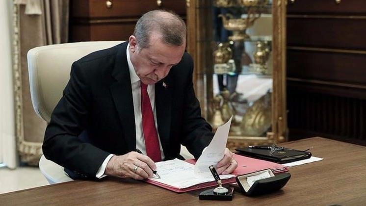 Erdoğan altı üniversiteye yeni rektör atadı