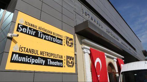 İBB'den özel tiyatrolara destek