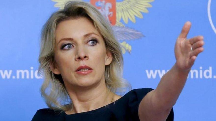 Rusya'dan ABD'nin yaptırım kararına yanıt!