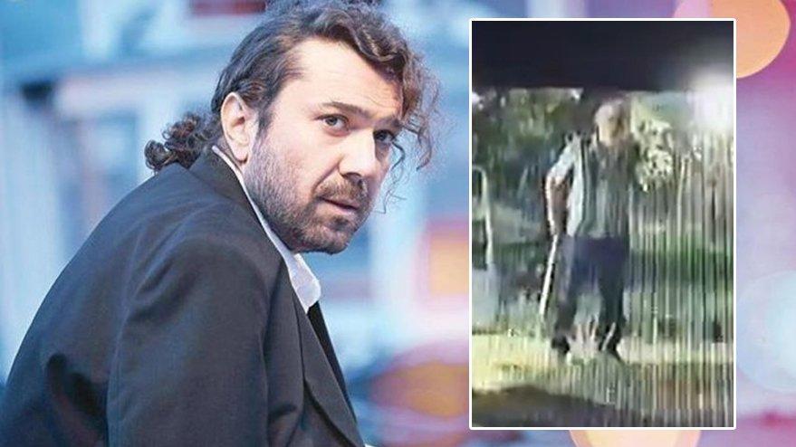 Halil Sezai olayında yeni görüntülerde balta ayrıntısı