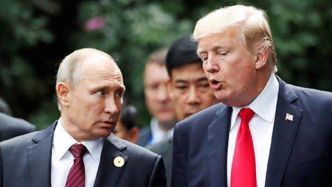 Rusya Devlet Başkanı Putin'den ABD'ye anlaşma teklifi!
