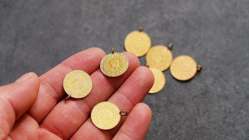 Altın fiyatları ne kadar oldu? Çeyrek altın 756 liraya geriledi