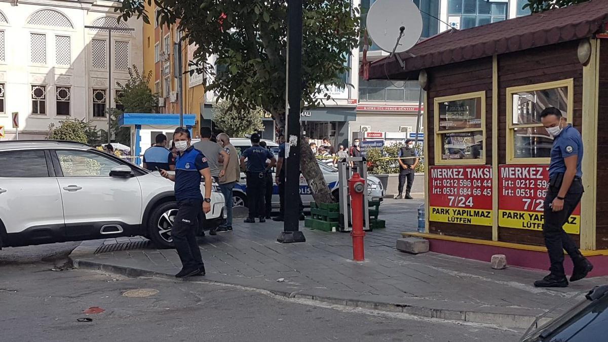 Taksiciler birbirine girdi: 3 ölü