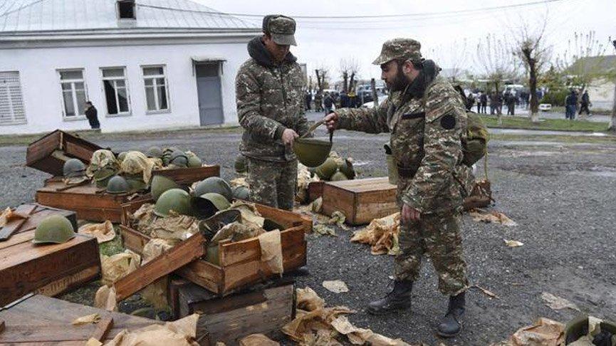 Azerbaycan savaş hali ilan etti!