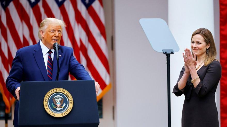 Beklenen oldu: Trump, 'ideolojik fanatiği' aday gösterdi