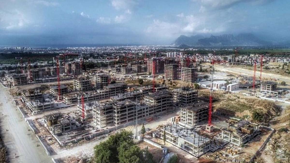 Antalya'da kentsel dönüşüm kabus oldu