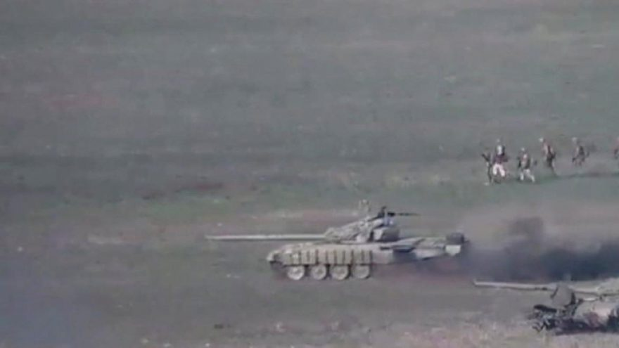 Azerbaycan Ermenistan savaşından son dakika gelişmeleri…