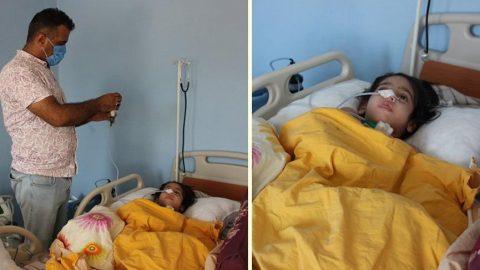 Kreşte boğazına hamur kaçmasıyla felç kalan Mukaddes'in ailesinden adli tıp raporuna itiraz