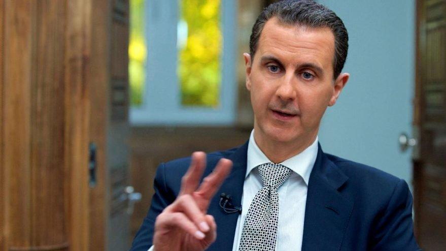 ABD'den Esad'a yönelik yeni yaptırım kararı!