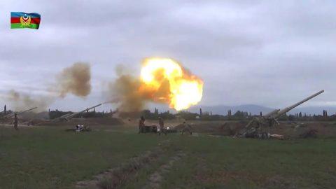 Azerbaycan-Ermenistan gerilimi: 2.300 Ermeni askeri etkisiz hale getirildi