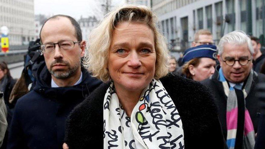 Delphine Boel mahkeme kararıyla 'Prenses' oldu