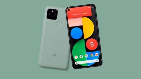 Google Pixel 5 tanıtıldı! Google Pixel 5 özellikleri ve fiyatı...
