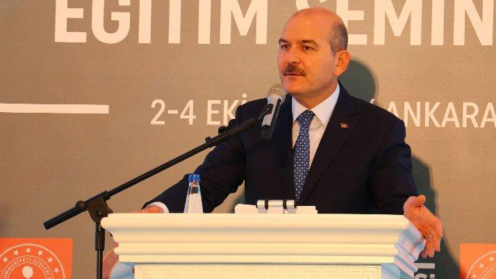 Bakan Soylu: E-imza 2021'de kimliğe yüklenecek