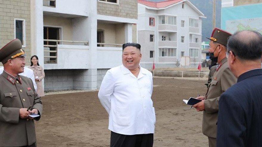 Kim Jong-Un'un kız kardeşi 2 ay sonra ortaya çıktı