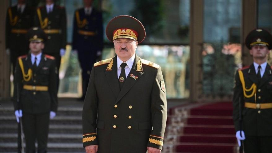AB ve ABD'den Belarus kararı! Birçok kişiye yaptırım uygulandı