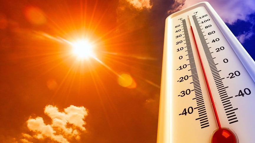 Sıcaklıklar yükseliyor, Meteoroloji'den 23 kente sarı uyarı