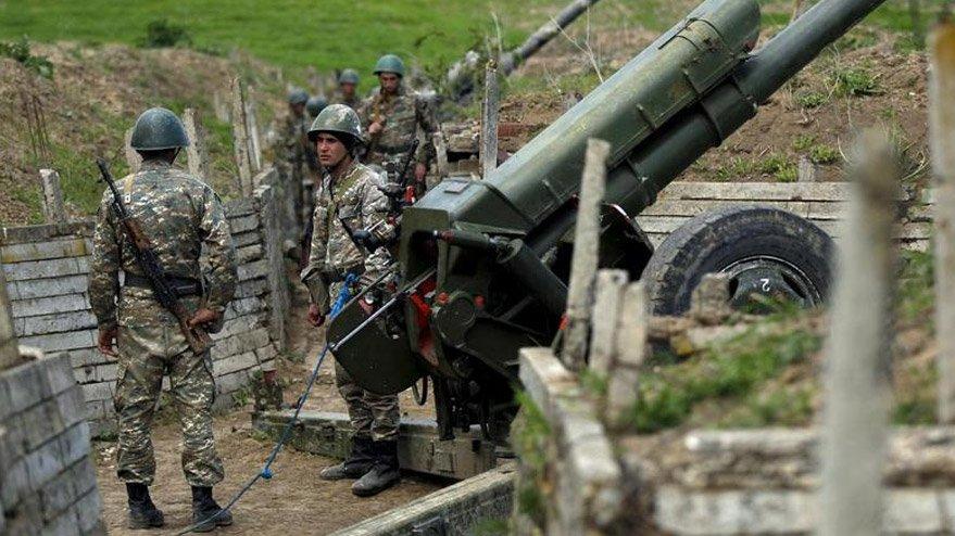 Ermenistan, Bakü yakınlarındaki bölgeye füze fırlattı