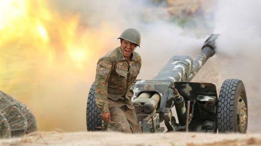 Ermenistan, Azerbaycan'ın 2 şehrine daha saldırdı