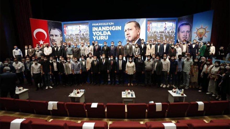 Barolara yasak, AKP'ye serbest!