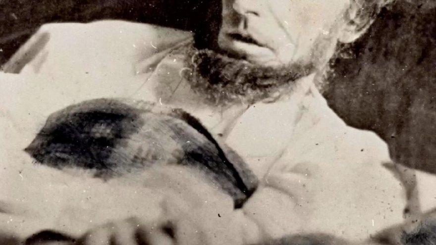 Abraham Lincoln'ün son fotoğrafı ortaya çıktı