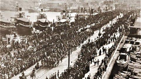 İstanbul'un kurtuluşunda yaşananlar... Geldikleri gibi gittiler