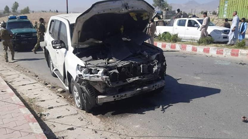 Afganistan'da bombalı saldırı: 8 kişi yaşamını yitirdi