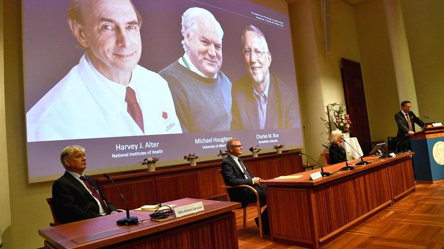 Nobel ödülleri dağıtılmaya başlandı: İlk ödüller geldi