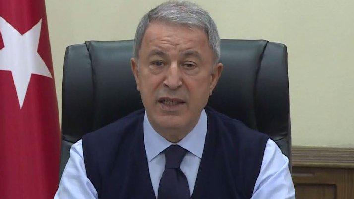 Akar: Ermenistan sivilleri hedef alarak savaş suçu işliyor
