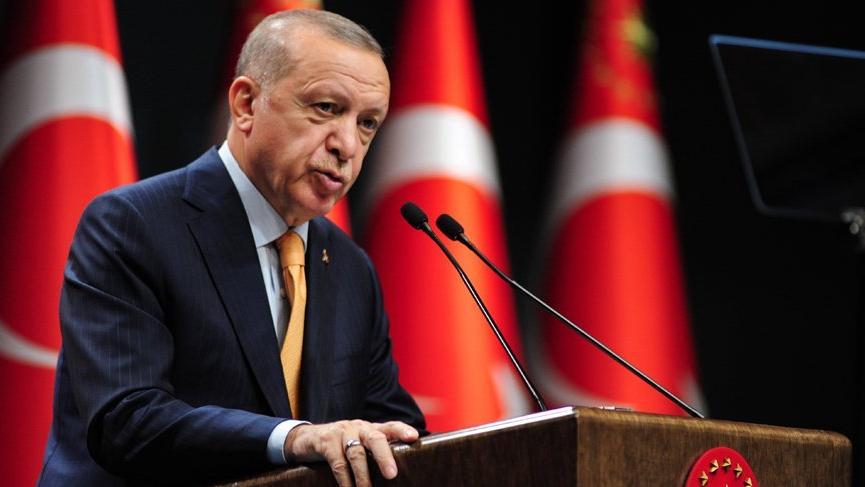 Son dakika... Kabine toplantısı sona erdi! Erdoğan'dan yüz yüze eğitim açıklaması
