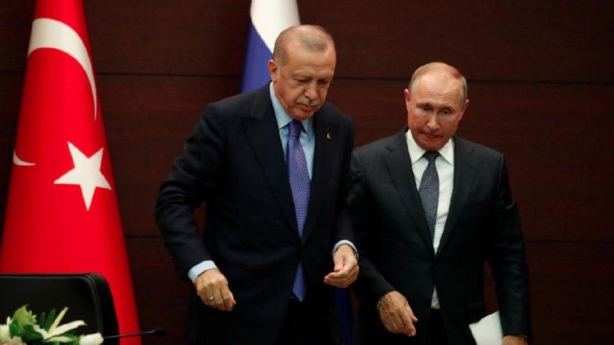 Bloomberg'den Erdoğan ve Putin yorumu: Mesajı almadı