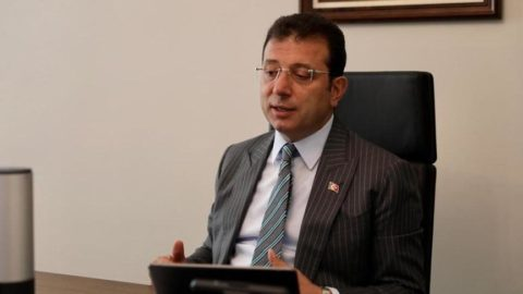 İmamoğlu, Beyoğlu Belediye Başkanı'na 'müsamere çocuğu' dedi