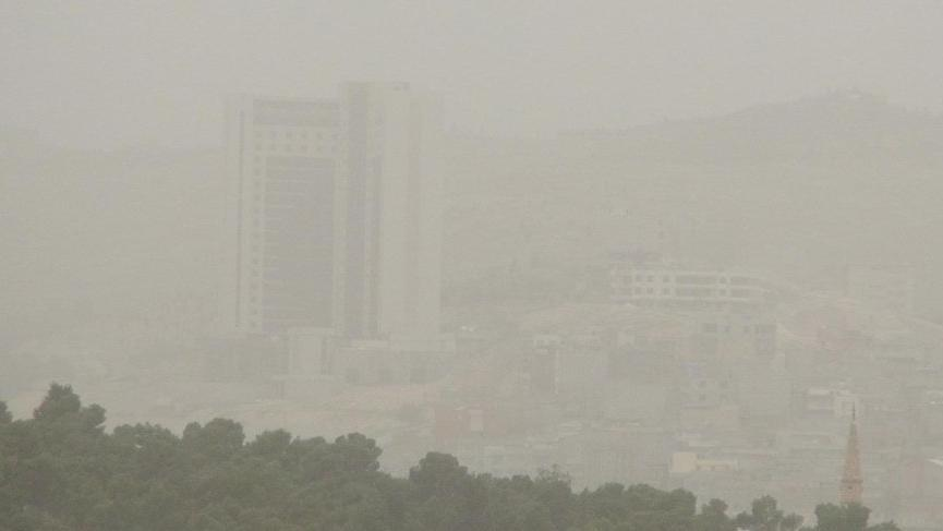 Meteoroloji'den bugün için Marmara ve Ege'ye toz taşınımı uyarısı