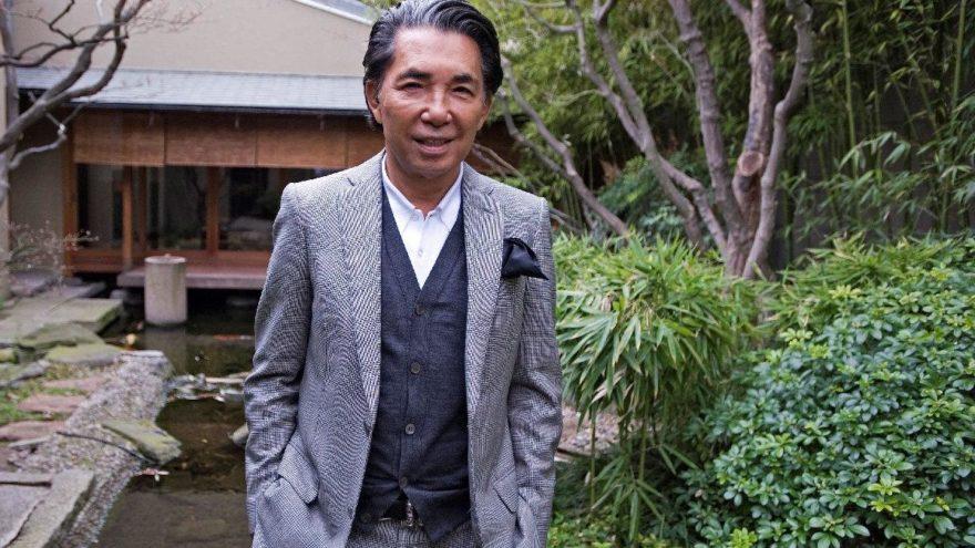 Kenzo Takada: Mutlu, özgür, sınır tanımaz bir tasarımcı…