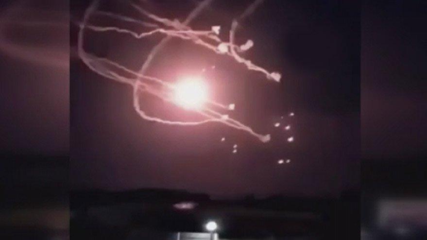 Ermenistan'dan atılan roket Azerbaycan tarafından engellendi