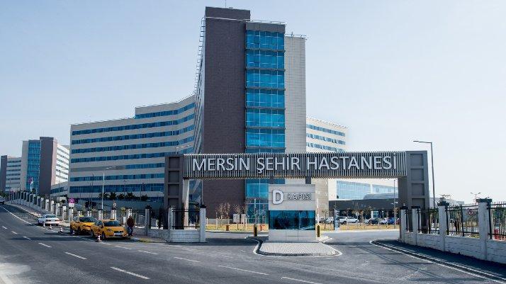 Sayıştay, Mersin Şehir Hastanesi'nde ticari alanın kirasını sordu