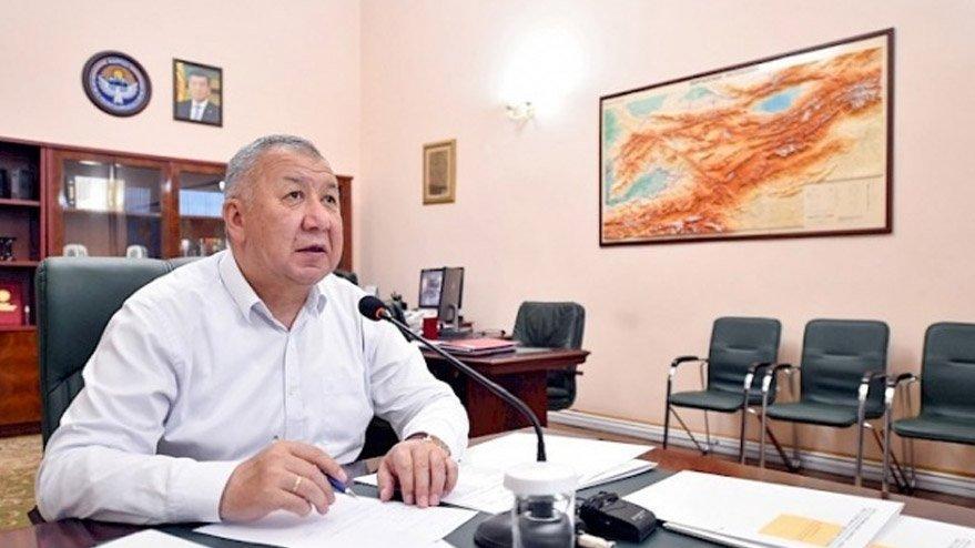 Kırgızistan'da halk sokakta! Başbakan Boronov istifa etti