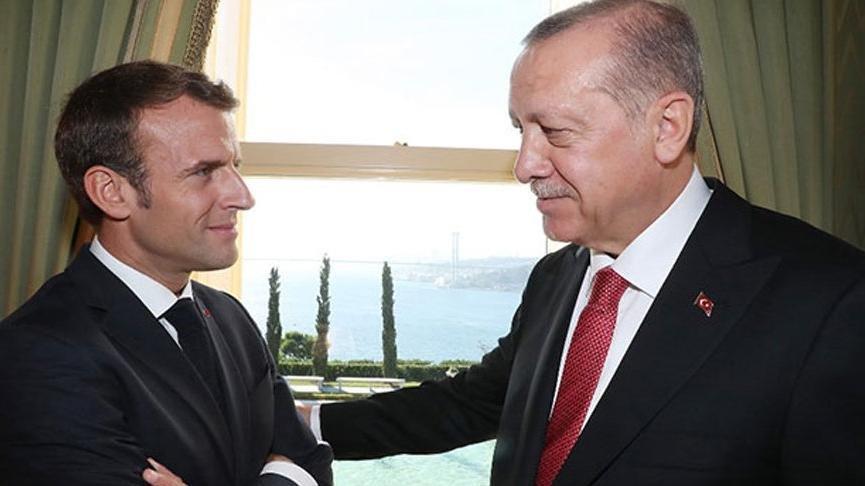 Erdoğan'dan Macron'a sert sözler: Sen kimsin ki…
